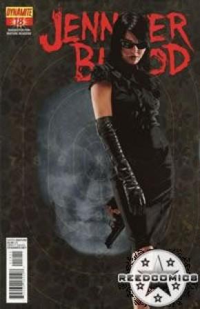 Garth Ennis Jennifer Blood #18