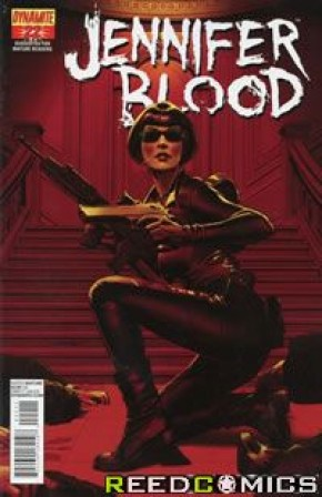 Garth Ennis Jennifer Blood #22