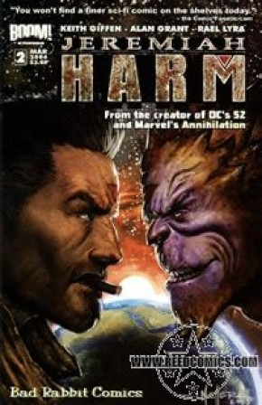Jeremiah Harm #2