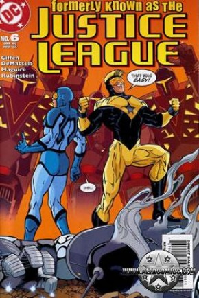 Formerly Known as the Justice League #6