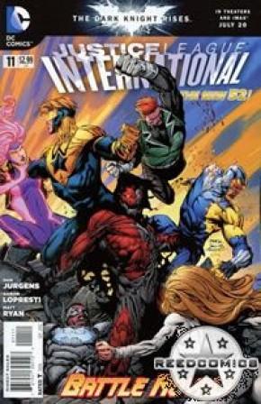 Justice League International Volume 2 #11
