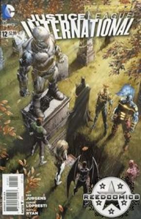 Justice League International Volume 2 #12