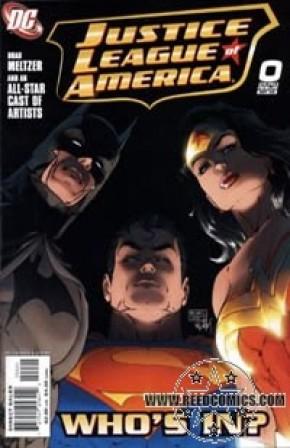 Justice League of America Volume 2 #0