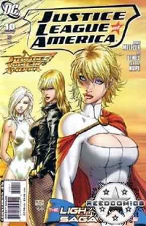 Justice League of America Volume 2 #10