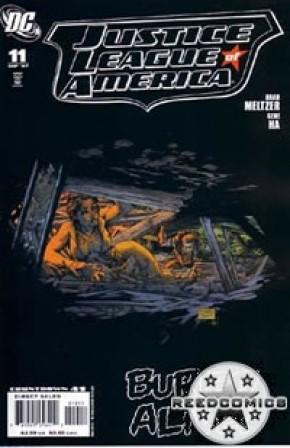 Justice League of America Volume 2 #11