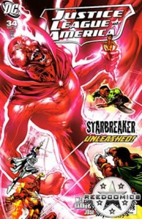 Justice League of America Volume 2 #34
