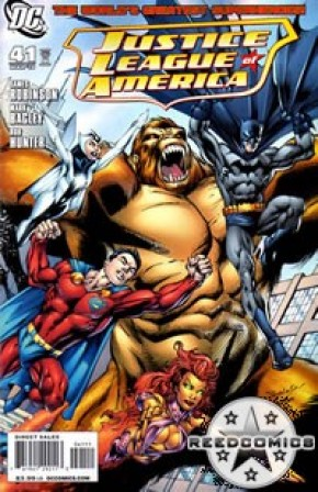 Justice League of America Volume 2 #41 (Cover B)