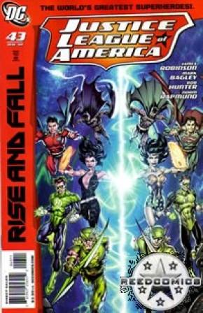Justice League of America Volume 2 #43