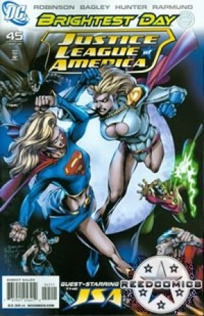 Justice League of America Volume 2 #45