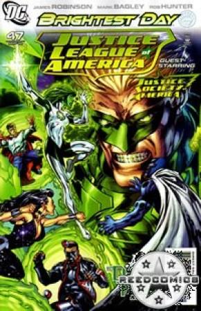 Justice League of America Volume 2 #47