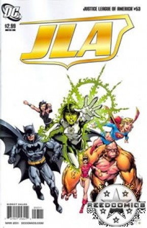 Justice League of America Volume 2 #53