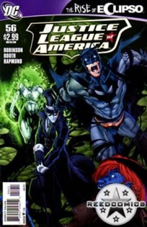 Justice League of America Volume 2 #56