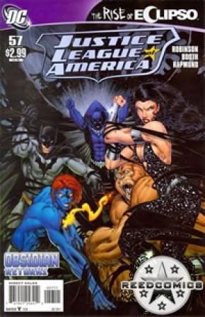 Justice League of America Volume 2 #57