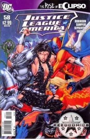Justice League of America Volume 2 #58