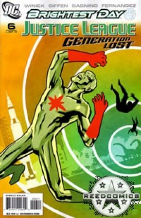 Justice League Generation Lost #6
