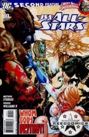 JSA All Stars (New Series) #10