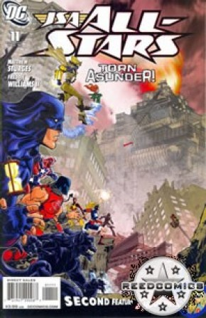 JSA All Stars (New Series) #11
