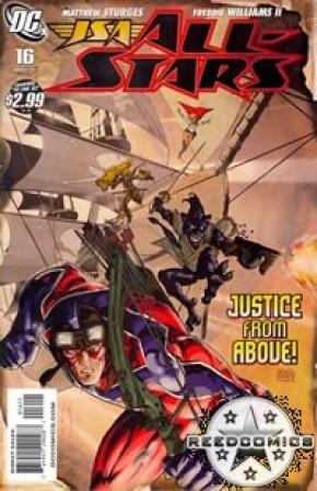 JSA All Stars (New Series) #16