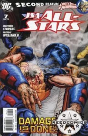 JSA All Stars (New Series) #7