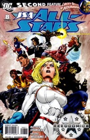 JSA All Stars (New Series) #8