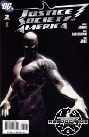 JSA: Justice Society of America Comics (New Series) #2