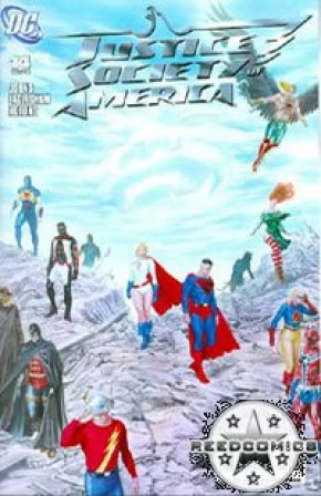JSA: Justice Society of America Comics (New Series) #14