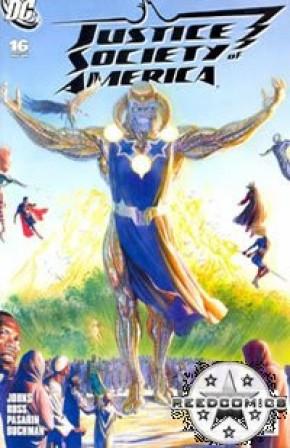 JSA: Justice Society of America Comics (New Series) #16