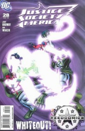 JSA: Justice Society of America Comics (New Series) #28