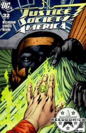 Justice Society of America #32