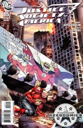 Justice Society of America #45