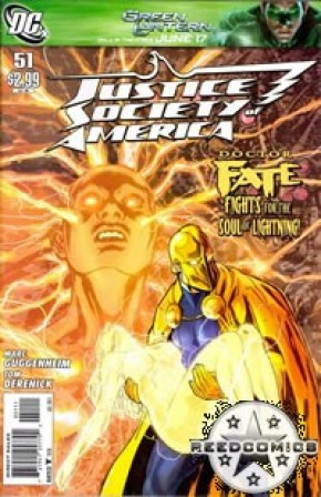 Justice Society of America #51