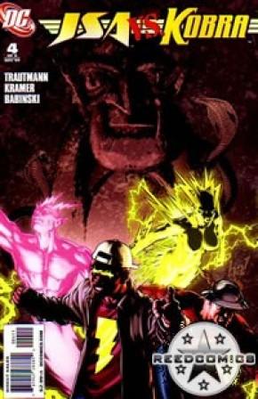 JSA vs Kobra Engines of Faith #4