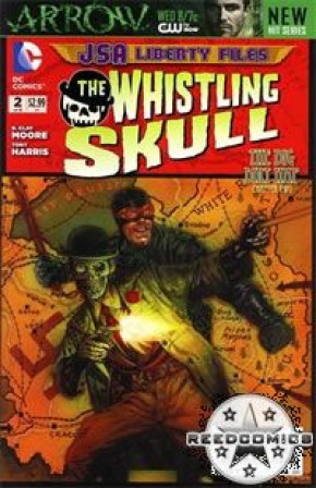 JSA Liberty Files The Whistling Skull #2