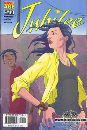 X-Men Jubilee #3