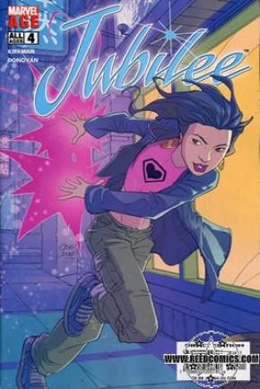 X-Men Jubilee #4