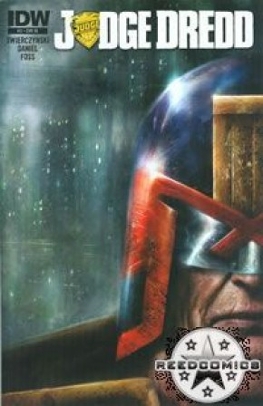 Judge Dredd Volume 4 #3 (1 in 10 Incentive)