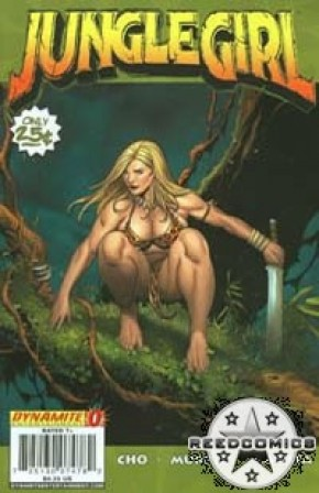 Jungle Girl Season 1 #0