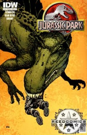 Jurassic Park Redemption #1 (Cover B)