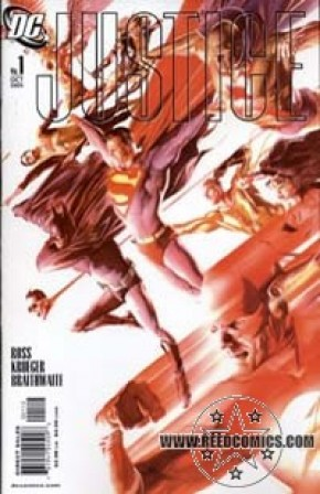 Justice #1 (2nd Print)
