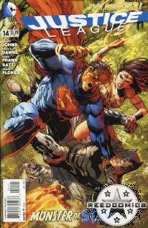 Justice League Volume 2 #14