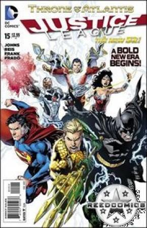 Justice League Volume 2 #15