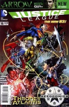 Justice League Volume 2 #16