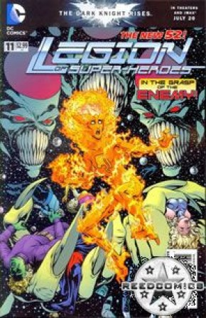 Legion of Super Heroes Volume 7 #11