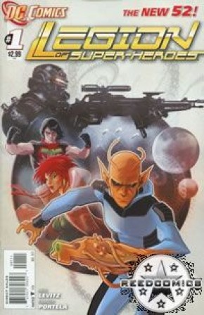 Legion of Super Heroes Volume 7 #1 (1st Print)