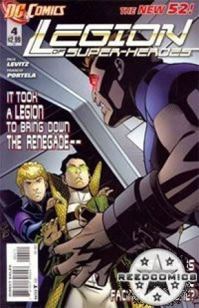 Legion of Super Heroes Volume 7 #4