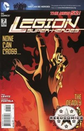 Legion of Super Heroes Volume 7 #7