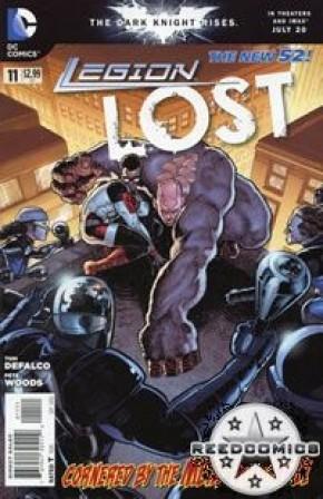 Legion Lost (2011) #11