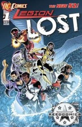 Legion Lost (2011) #1 (1st Print)