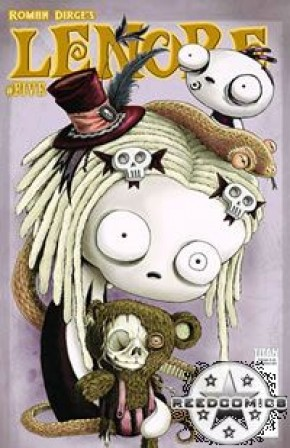 Lenore Volume 2 #5 (Cover A)