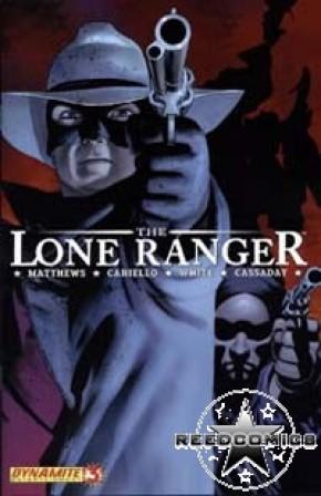 Lone Ranger #3